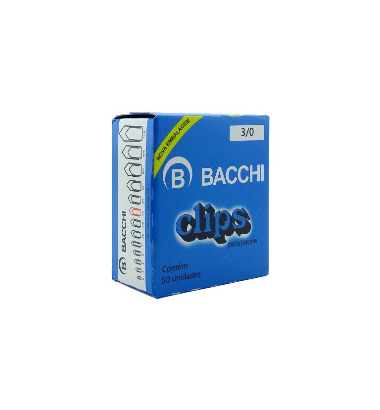 Clips Galvanizado 3.0 C50 Bacchi